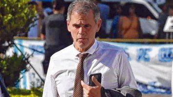 Negociador. El ministro de Gobierno, Esteban Borgonovo, busca tender puentes con la oposición.