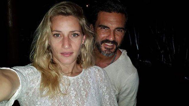 Mica Viciconte le dedicó un romántico mensaje a Fabián Cubero para disipar versiones de pelea