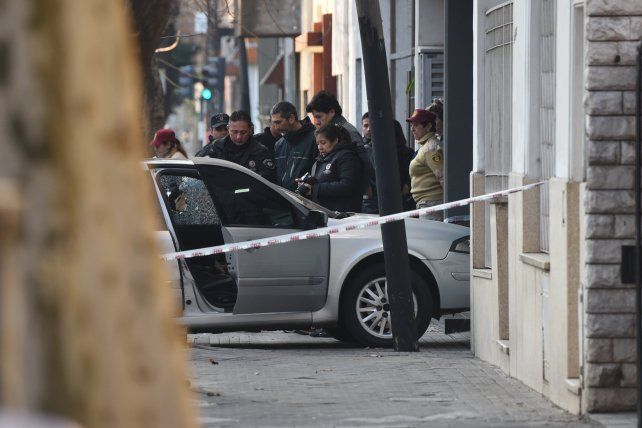 El crimen de Carlos Señuque ocurrió el 19 de julio pasado.