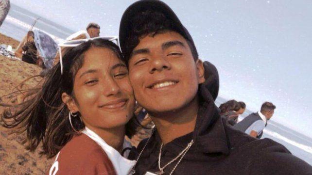 La novia de Báez Sosa dijo que confía en la Fiscalía.