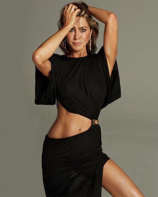 Las osadas fotos de Jennifer Aniston para celebrar sus 51 años
