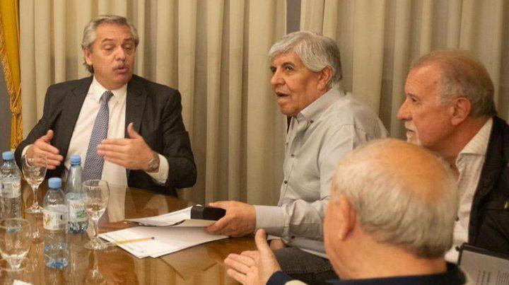 El gremio de Camioneros firmó un acuerdo paritario del 26