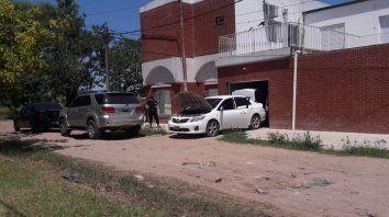 El auto usado por los agresores de Oldani, asesinado en febrero pasado, apareció luego en lo de un policía retirado.