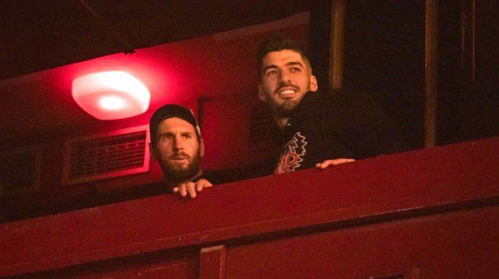 Messi y Antonela, invitados de lujo de No te va gustar