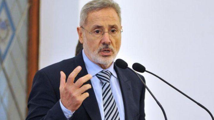 El ministro de Seguridad de la provincia de Santa Fe