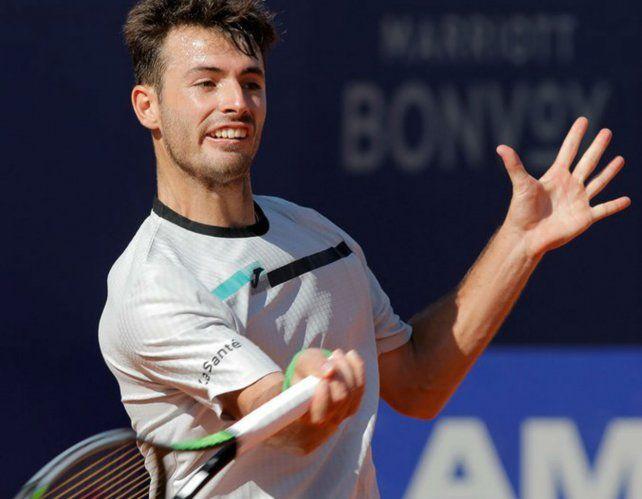 Un Topo suelto en el ATP 250 de Buenos Aires