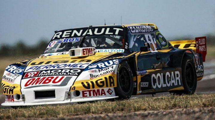 Ardusso metió el Toro detrás de Werner en el arranque del TC