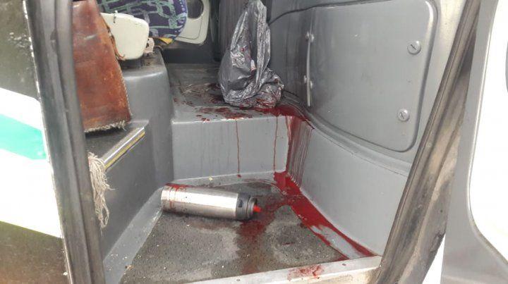 Dos colectivos fueron atacados a balazos a la salida de Santa Fe
