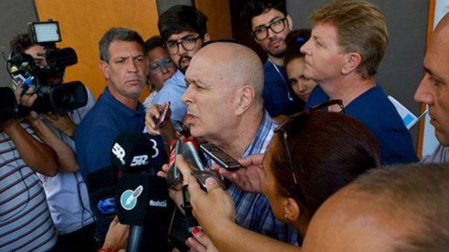 El líder de la UTA Rosario dijo que la situación