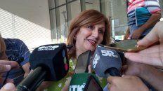 La ministra de Educacón Adriana Cantero confía en la creatividad de los docentes para salirle al cruce a la pandemia.