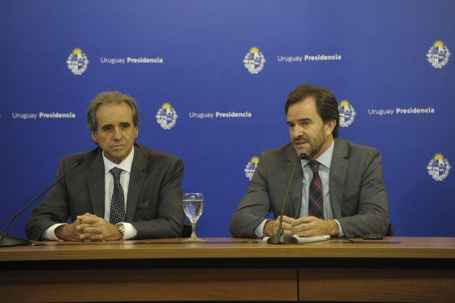 El ministro de Turismo de Uruguay