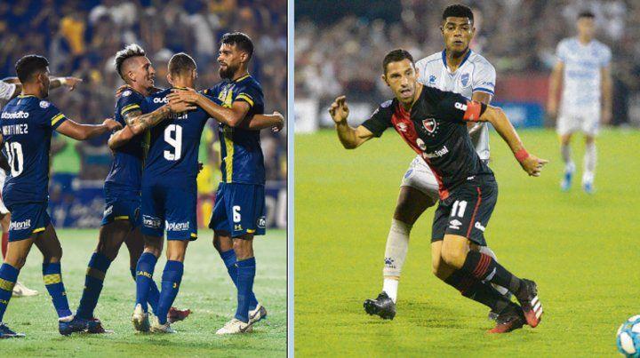 Recuerdo. Central realizó una gran Superliga actuando en el Gigante de Arroyito.Una Fiera. Newell's redondeó una gran Superliga de la mano de Maxi Rodríguez.