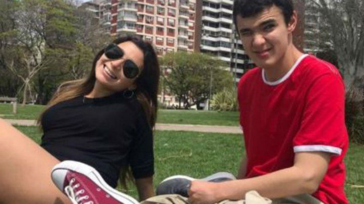 Rosarito y Chucho.