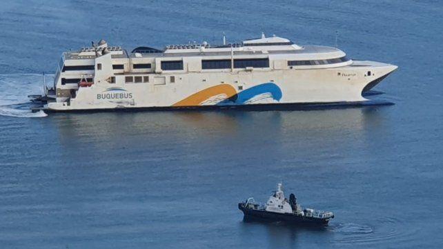 El buque Francisco volverá a unir Buenos Aires y Piriápolis