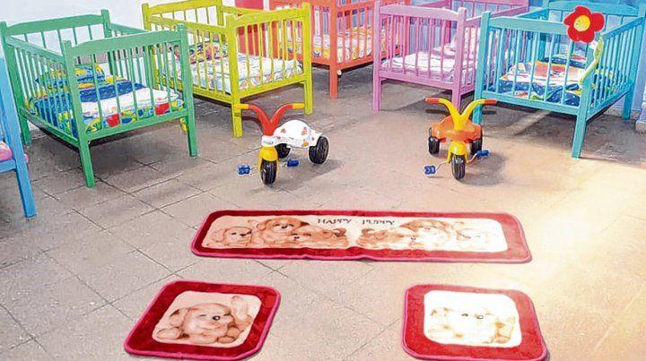 Vacíos. Los jardines maternales reciben a chicos de 0 a 3 años. Algunos evalúan cerrar en forma definitiva.