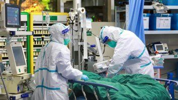 Una mujer de Rosario falleció de coronavirus y suman 25 las muertes