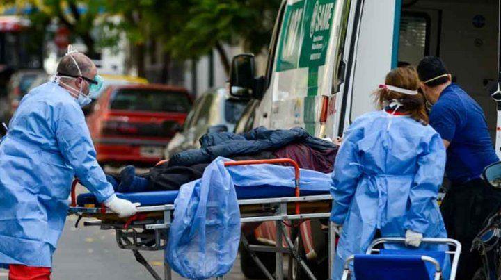La cifra de muertos por coronavirus en Argentina continúa creciendo.