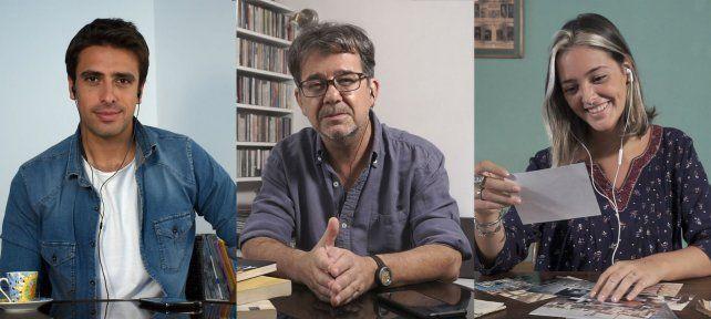 Conductores. Juan Pedro Aleart