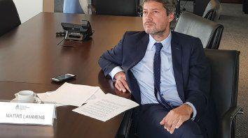 El ministro Matías Lammens sigue especulando con que el regreso podría darse en septiembre.