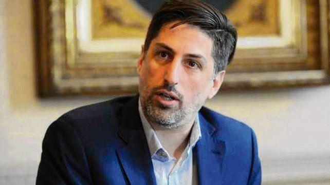 """Nicolás Trotta. """"Un escenario posible es volver en forma escalonada""""."""