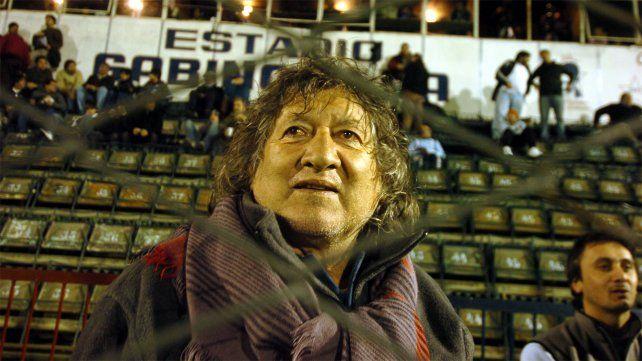 Tomás Trinche Carlovich tenia 74 años. Está entre las leyendas del fútbol argentino