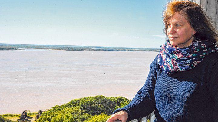 Claudia Costinovsky pone el foco en la necesidad de una educación ambiental