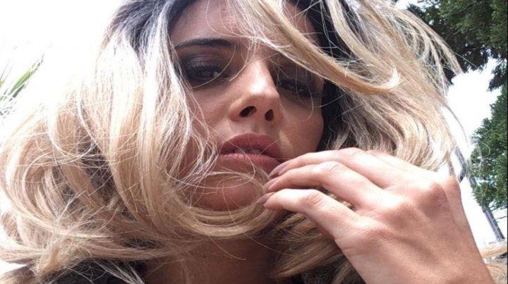"""Natalia Dal Molin. La actriz rosarina se luce en """"Hard"""" y pronto debutará en la serie sobre la vida de Maradona."""