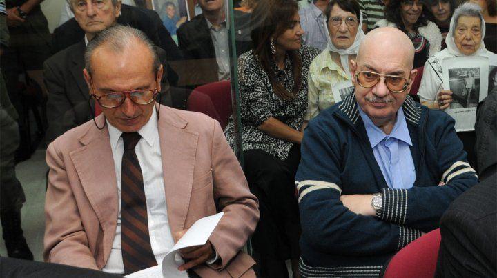 Mario Marcote y José Lofiego