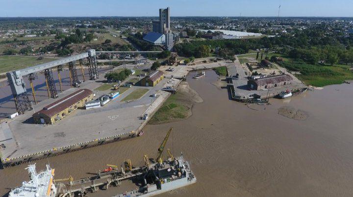 El puerto de San Pedro se posiciona para captar nuevas cargas