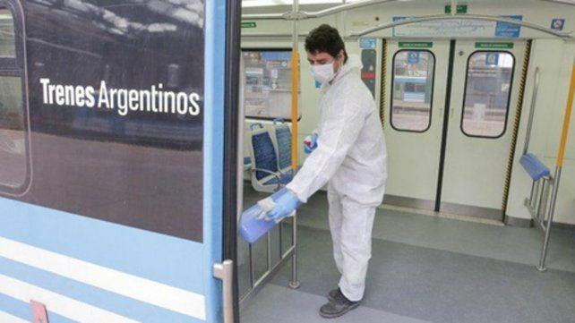 Transporte. Aumentarán los controles en trenes y colectivos.