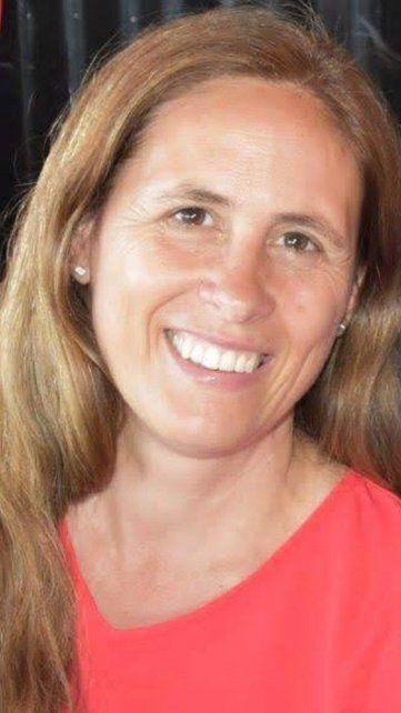 La psicopedagoga María verónica del Pazo