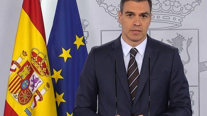 El jefe del gobierno español