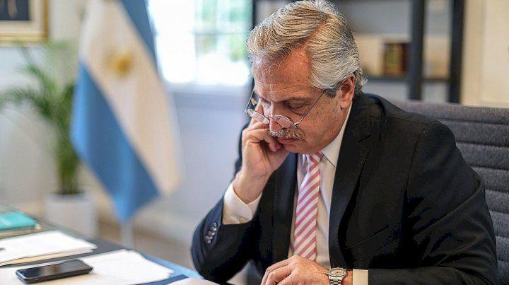 El presidente instó a los argentinos a dejar atrás los egoísmos
