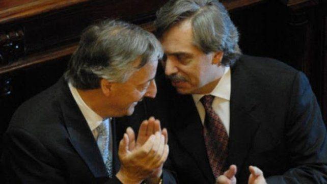 Alberto Fernández recordó a Néstor Kirchner: Vamos a hacerlo otra vez
