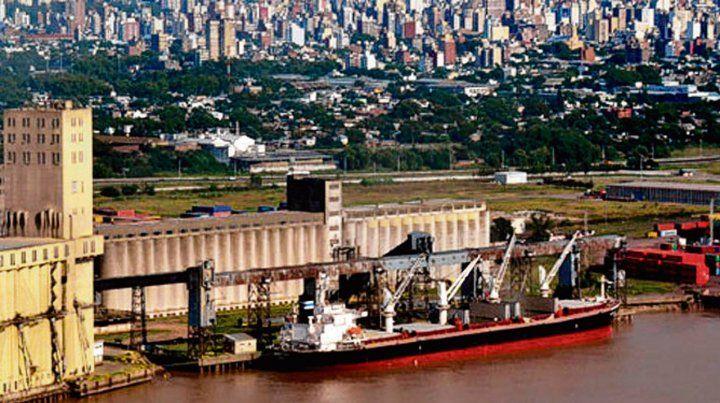 Intercambio. Las exportaciones fueron de u$s 4.329 millones en abril.