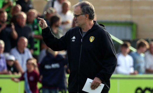El Loco Bielsa quiere dos jugadores para reforzar a Leeds