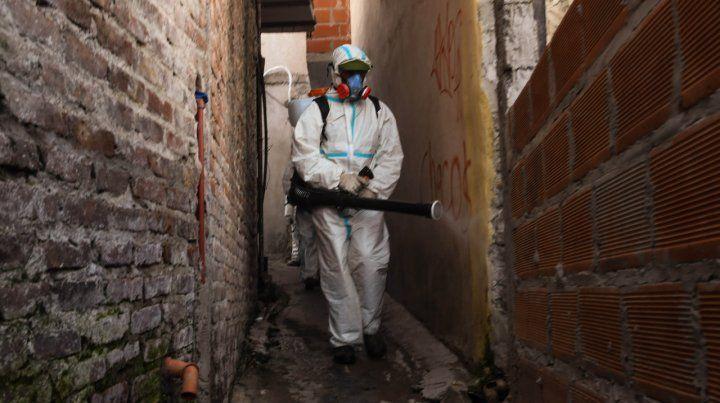 Hubo 769 nuevos contagios en el país y se reportaron ocho muertes