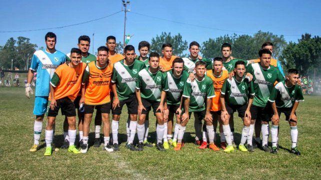 La formación de Social Lux que consiguió el año pasado su segundo ascenso al Molinas.