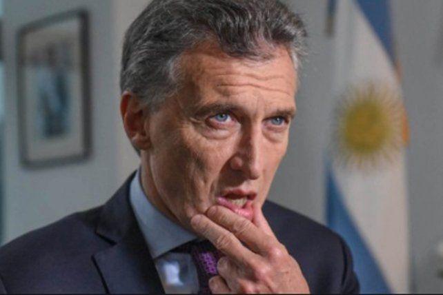 Macri fue imputado por presunto espionaje por el fiscal Di Lello.