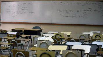 Educación. Hoy es impredecible poder establecer una fecha de la vuelta a clases.