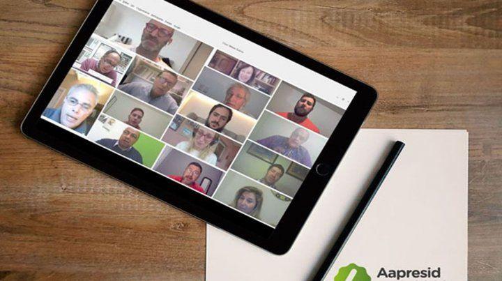 El congreso de Aapresid será virtual