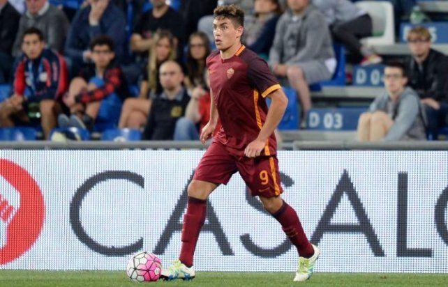 Ponce emigró de Newell's a Roma y luego a Spartak de Moscú .