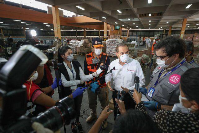 En Perú ya murieron 20 periodistas por la pandemia