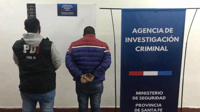 Detuvieron en Rosario al hombre que le prendió fuego a su pareja en Villa Gobernador Gálvez