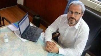 Director de Hospitales bonaerenses, Juan Riera.