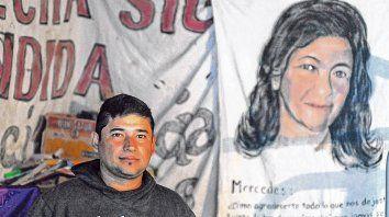 La mecha sigue encendida. Juan Ponce, el hijo de Mercedes, y el homenaje a su madre como bandera.