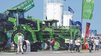 Inversión. El regreso del crédito a tasas accesibles alienta la compra de maquinaria agrícola.