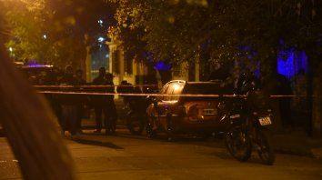 La víctima fue atacada cuando estaba dentro del Volkswagen Gol Country que poseía.