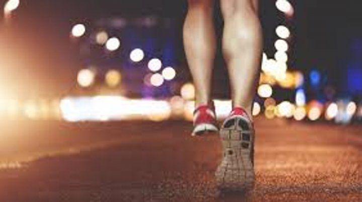 Correr, solo en la semana y de 8 a 20