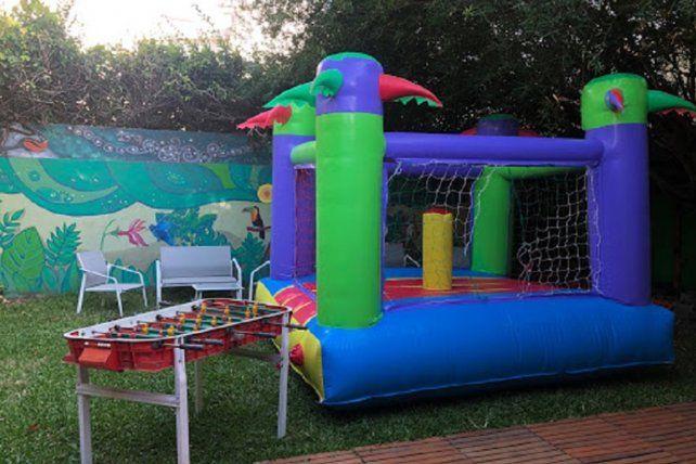 La policía y la GUM de Roldán le pusieron fin a una fiesta de cumpleaños.